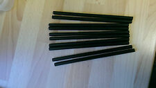 PERSONALISED BLACK HB PENCILS (10 PACK) IDEAL GIFT OR BACK TO SCHOOL n/e