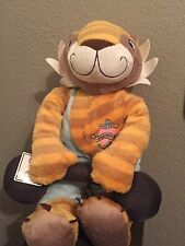 IKEA Klappar Cirkus Circus Lion Tiger Body Builder Dumbell Heart Plush