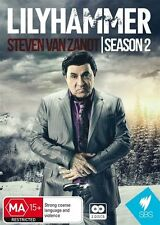 Lilyhammer - Series 2 NEW R4 DVD