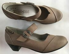 Chaussures MEPHISTO camel, neuves, 38,5