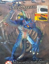 MAGE KNIGHT WZK 543 DEEP SPAWN LIMITED EDITION METAL