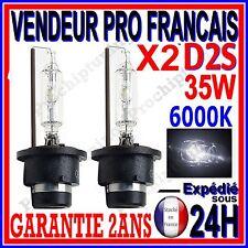 2 AMPOULES D2S AU XENON 35W HID KIT EN 12V LAMPE POUR AUDI A3 A4 A6 A8 TT 6000K