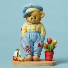 Cherished Teddies Van   2015     Peasant Dutch Figure. .Around The World Series.