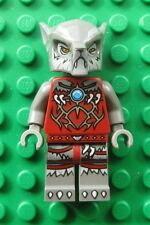 Lego WAKZ Minifigure Legends of Chima 70113 CHI Battles