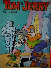Tom & Jerry n°2 1992 ed. Cenisio  [G.136]