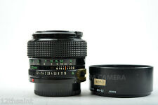 Canon FD 50mm f/1.2 Lens /w BS-52 Original Hood