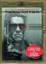 Terminator - 2 Disc Gold Edition , 100% uncut , DVD Region2 , NEW & Sealed