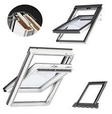 Dachfenster VELUX GLU 78x140 MK08 Schwingfenster Kunststoff incl. Eindeckrahmen