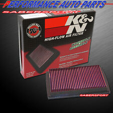 """IN STOCK"" K&N 33-2070 HI-FLOW REPLACEMENT PANEL AIR FILTER BMW 92-99 E36 L6 /Z3"