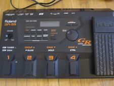 Roland GR 33 Guitar Synthesizer + GK-3 midi pickup. Everything Included.