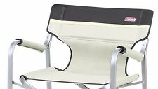 Coleman Light Weight Heavy Duty Folding Deck Chair Khaki 2.6Kg Camping Garden