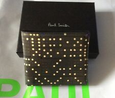 Paul Smith Men Wallet Bifold Game Coin Leather RRP£145