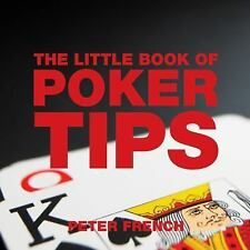 LITTLE BOOK OF 50 TIPS FOR TEXAS HOLDEM POKER CARD GAME PLAYERS YLB0121