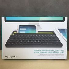Logitech Bluetooth Multi-Device Keyboard K480 - Wireless