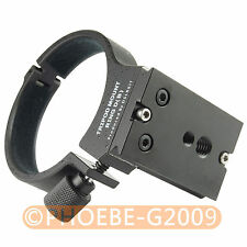 DSLRKIT Tripod Mount Ring D Quick Release Plate for Canon 100mm f/2.8L Macro IS