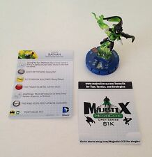 Heroclix Batman set Batman (Green Lantern) #058 Chase figure w/card!