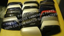 10-14 GENUINE VAUXHALL ZAFIRA B DRIVERS O/S DOOR WING MIRROR COVER ANY COLOUR