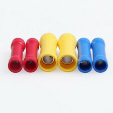 100Pcs Assorted Insulated Electrical Wire Cable Terminal Crimp Connector Set Kit