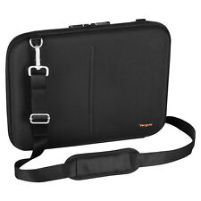 "Targus Orbus Black Hardsided Case for 13.3"" Laptops -new  hard exterior str"