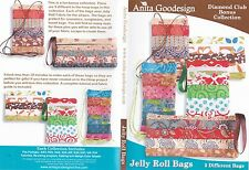 Jelly Roll Bags Anita Goodesign Embroidery Design