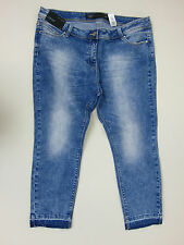Next Petite Cropped Jeans - Womens US 14P - NWT