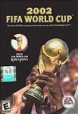 EA Sports 2002 FIFA World Cup (PC, 2002) PC Game CD-ROM Windows