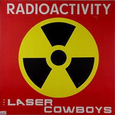 "12"" Maxi - Laser-Cowboys - Radioactivity - k3679 - washed & cleaned"