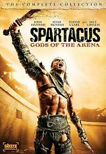 Spartacus Gods Of The Arena Complete Collection DVD Set Series TV Show Subtitles