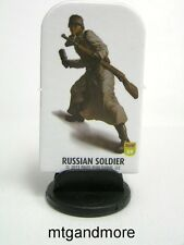 Pathfinder Battles Pawns / Tokens - #059b  Russian Soldier - Reign of Winter