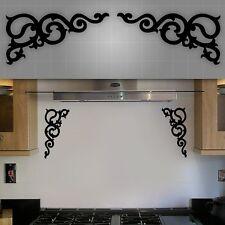 Decorative Corner Wall Decals 2PCS