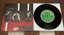 """DIRTY LOOKS - Let Go / Accept Me - UK IMPORT 7"""" 45 NEW WAVE MOD STIFF Rockabilly"""