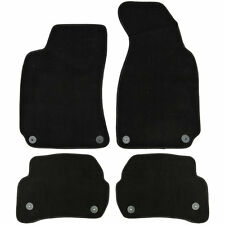 UAA Custom-fit Black Carpet Car Floor Mats Set for Volkswagen Passat 1998-2005