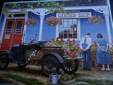 "New 300 Piece John Sloane Art Puzzle"" Just one More"" Large Format 18""x24"""