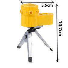 Multifunction Laser Level Leveler Vertical Horizontal Line Tool With Tripod HOT