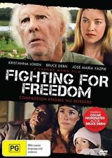 Fighting for Freedom NEW R4 DVD