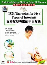 Traditional Chinese Medicine - TCM Therapies for Five Types of Insomnia DVD