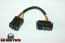 BMW E46 CONVERTIBLE SOFT TOP HYDRAULIC DRIVE ADAPTOR WIRE 54347076030.
