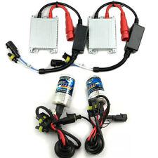 Hi 55W HID Xenon Kit Silver Slim Ballast Conversion Bulbs H1 4300K Fast Delivery