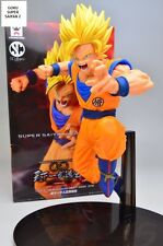 DRAGON BALL FIGURE COLOSSEUM SCULTURES BIG 6 SON GOKU SUPER SAIYAN 2 BANPRESTO