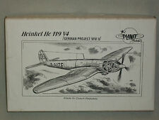 Planet Models 1/72 Scale German Heinkel He 119 V4