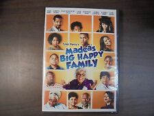"USED DVD Movie  Comedy  ""Tyler Perry's Madea's Big Happy Family "" (G)"