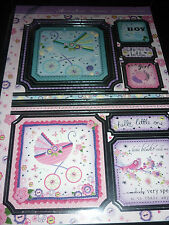 HUNKYDORY ADORABLE SCORABLE CUTE AS A BUTTON TOPPER-CARDS-INSERTS-ENVELOPES