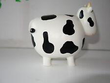 Spardose Tier Kuh Design Sparschwein