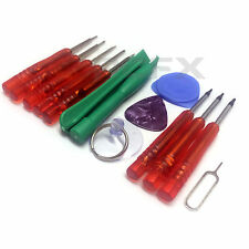 NEW 15 in 1 REPAIR TOOLS PHONE KIT SCREWDRIVER SET IPHONE 3G/3GS/4/4S/5/6/6S/6+