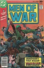 Men Of War  #3   VF
