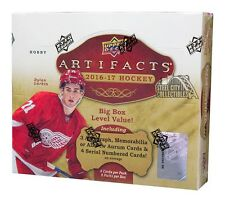 2016-17 Upper Deck Artifacts Hockey Hobby Box
