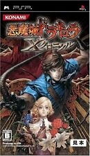 USED Castlevania: The Dracula X Chronicles / Akumajou Dracula X Chronicle japan