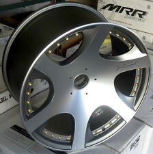 "20"" MRR VP3 Wheels For Audi A4 A5 A6 A8 20x10.5 Inch Deep Concave Rims Set of 4"