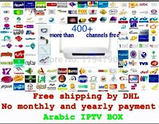 2017 - Arabic Box 400+ Channel Android 4.2 Box. Life Time FREE Never Pay Again