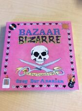 Bazaar Bizarre Not Your Granny's Crafts New Book Silk Painting Quilting Crafting